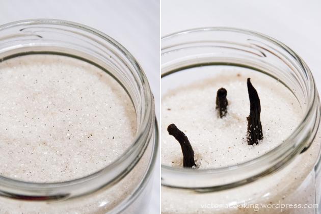 Ванильный сахар Рецепты с пошаговыми фотографиями
