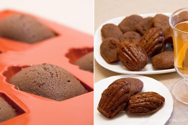 04 - Шоколадно-лимонные мадлен от Пьера Эрме