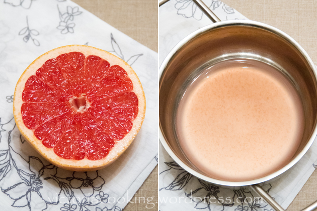 01 - Грейпфрутовый ганаш