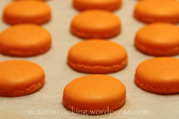 07 - Грейпфрутовые макаронс