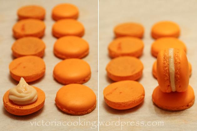 09 - Грейпфрутовые макаронс