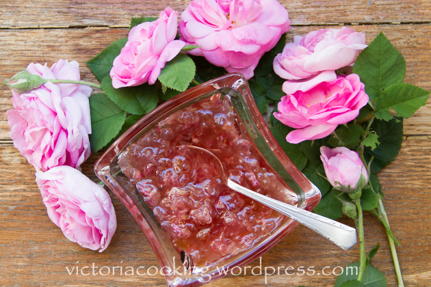 07 - Варенье роза