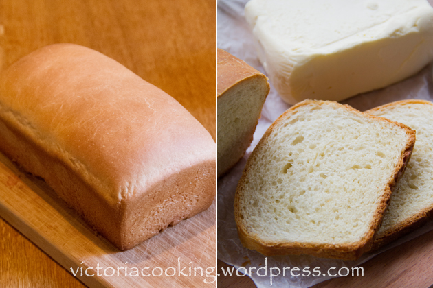 07 - Белый хлеб для тостов