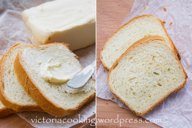 08 - Белый хлеб для тостов
