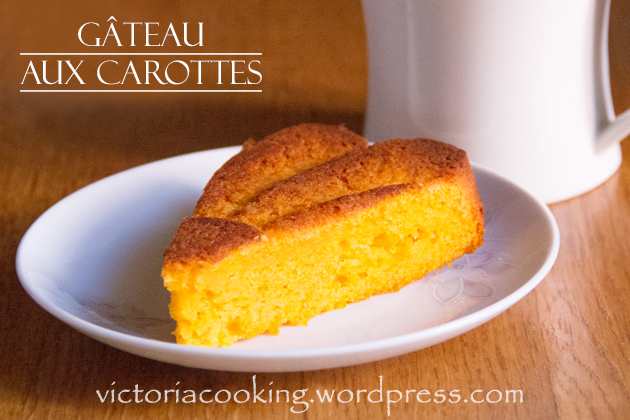 01 - Морковный пирог 630х420