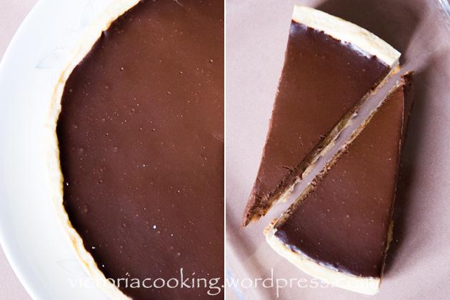 02 - Тарт шоколад+банан 630х420