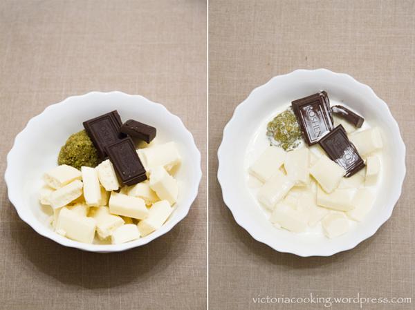 01 - Шоколадно-ореховый ганаш