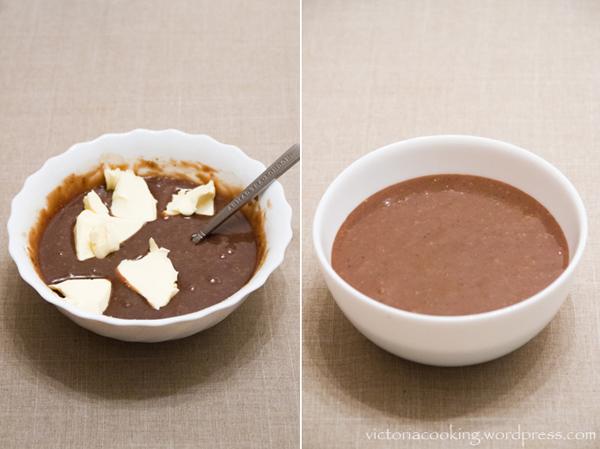 02 - Шоколадно-ореховый ганаш