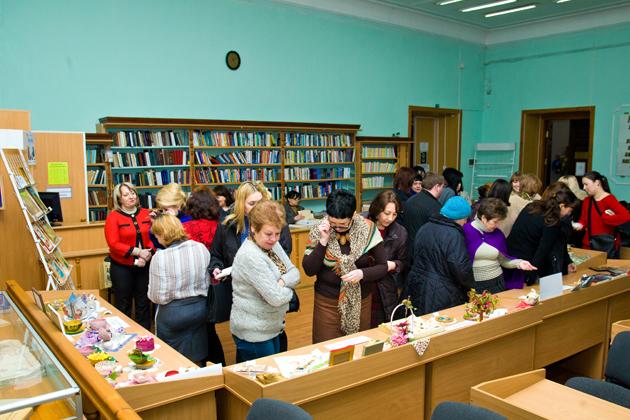 11 - 2015-02-25 - Днепропетровск. Благотворительная выставка