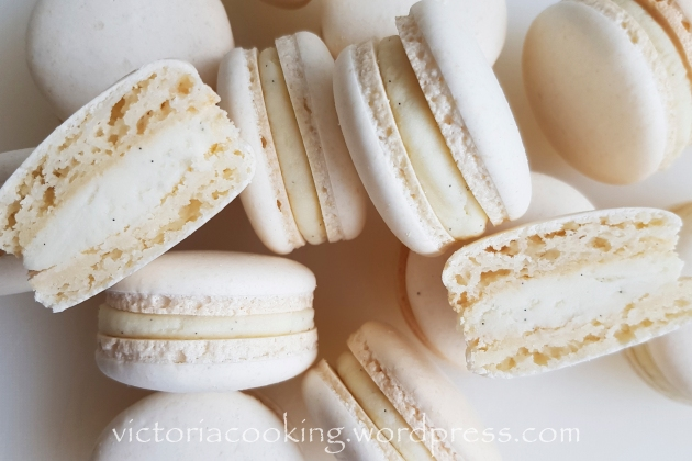 02. Белый шоколад и Ваниль