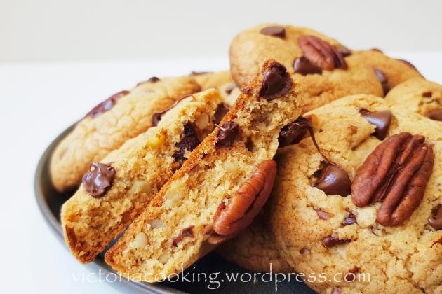 01-Печенье с коричневым маслом